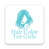 Hair Color For Girls icon