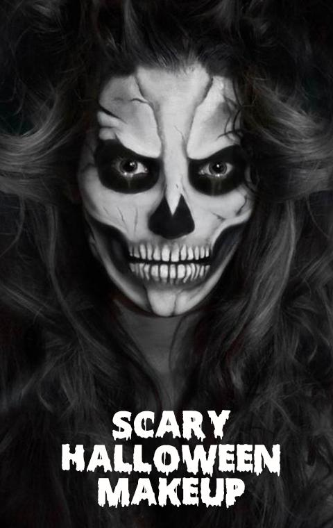 Halloween Makeup Scary.Halloween Makeup Scary For Android Apk Download