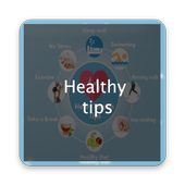 Healty Tips icon