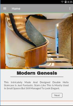 Home Stairs Design poster