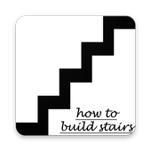 How To Build Stairs icon