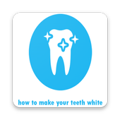 How To Make Your Teeth White icon