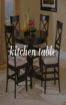 Kitchen Table apk screenshot