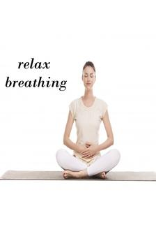 Relax Breathing poster
