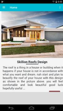 Roof Design apk screenshot