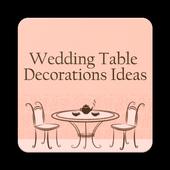 Wedding Table Decorations Ideas icon