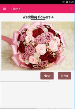 Wedding Anniversary Flowers poster