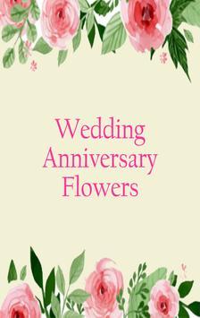 Wedding Anniversary Flowers apk screenshot