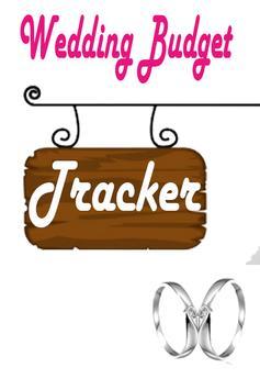 Wedding Budget Tracker poster