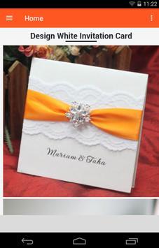 Wedding Invitation Cards Design screenshot 2