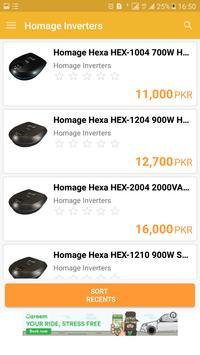 UPS Inverter Prices Pakistan screenshot 7