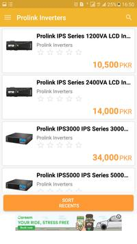 UPS Inverter Prices Pakistan screenshot 10
