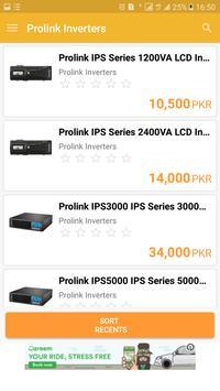 UPS Inverter Prices Pakistan screenshot 2