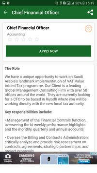 Jobs in Saudi Arabia screenshot 4