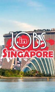 Jobs in Singapore poster
