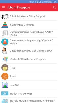 Jobs in Singapore screenshot 1
