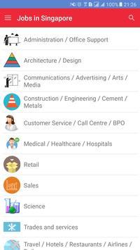Jobs in Singapore screenshot 5