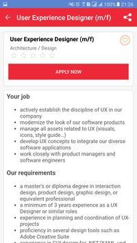 Jobs in Singapore screenshot 7