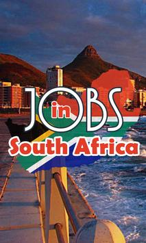 Jobs in South Africa poster