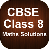 CBSE Class 8 Maths Solutions icon