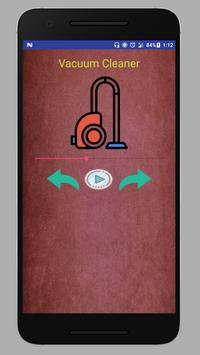 Vacuum Cleaner Sound poster