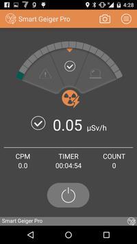 Smart Geiger Pro screenshot 1