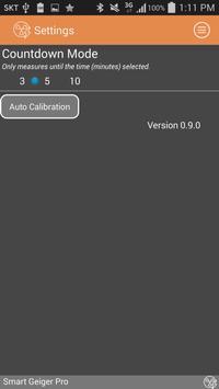 Smart Geiger Pro screenshot 3