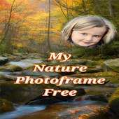 My Nature Photo Frames Free icon