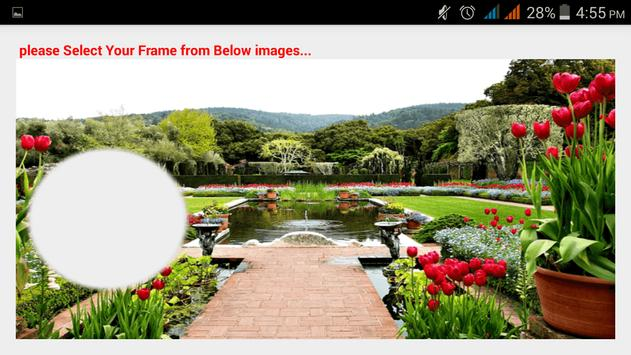 My Garden Photo Frames Free APK Download - Free Photography APP for ...