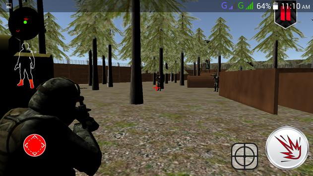 Extreme Commando Action : ELITE Shooting Adventure screenshot 1