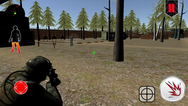 Extreme Commando Action : ELITE Shooting Adventure screenshot 3