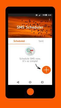 Advance SMS Scheduler apk screenshot