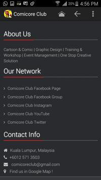 Comicore Club screenshot 5
