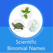 Scientific Binomial Names icon