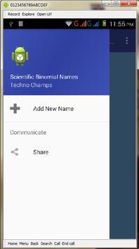 Scientific Binomial Names screenshot 1
