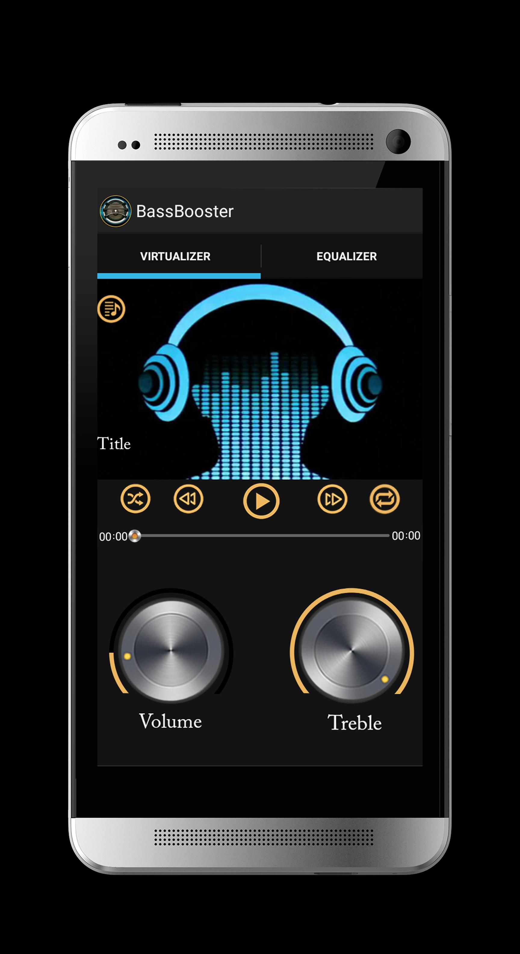 Bass Booster Mp3 Player For Android Apk Download