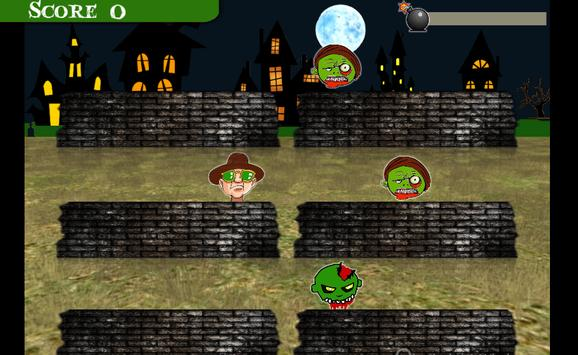 Angry Zombies Town screenshot 4