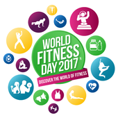 World Fitness Day icon