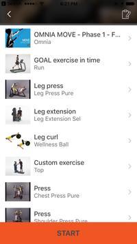 EMF Fitness screenshot 1