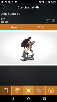 EMF Fitness apk screenshot