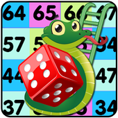 Snakes and Ladders : Jungle Adventure icon