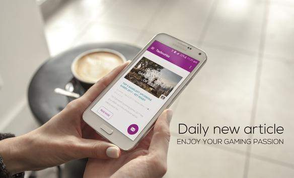 TechnoHax apk screenshot