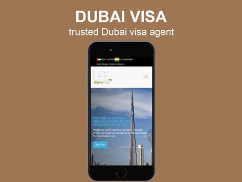 Dubai Visa screenshot 2