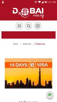 Dubai Visa - Tour & Packages poster