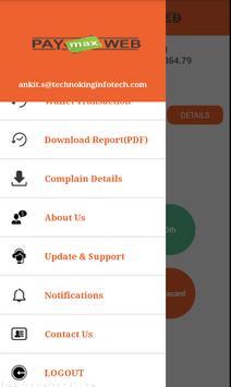 Paymaxweb Business apk screenshot