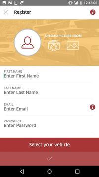 YooCabs Driver screenshot 2