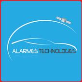 Alarmes Technologies Tracker icon