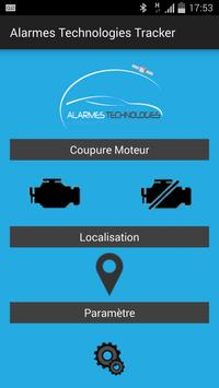 Alarmes Technologies Tracker poster