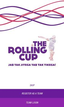 The Rolling Cup poster
