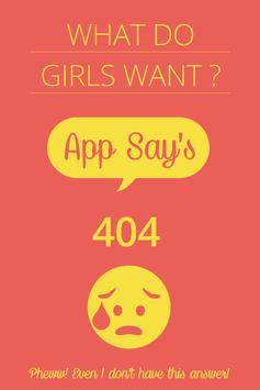 App Say's apk screenshot